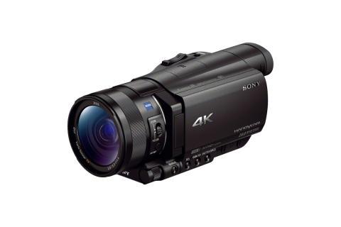 FDR-AX100E