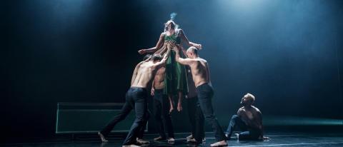 Dansk Danseteater gästar Skånes Dansteater