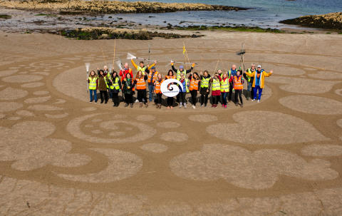 27 tonnes of marine litter removed during coca-cola clean coasts week