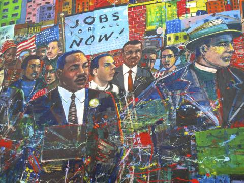 Teaching Martin Luther King and the US civil rights movement in the age of Black Lives Matter