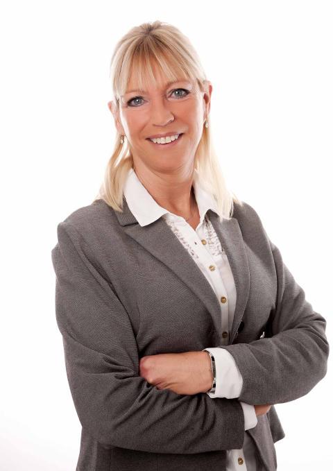Susan Havning, business consultant i Vismas HR & Lønservice-afdeling