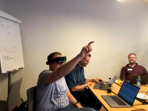 Hackfest i Sporveien med Microsoft 3