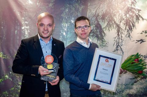 Elmia Spark Award 2019, Innovator of the Year, Weland