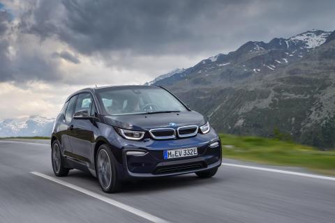 Over 10 mil med BMW i3 på norske veier