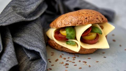 Fria lanserar ny glutenfri fralla - bakad på populärt recept
