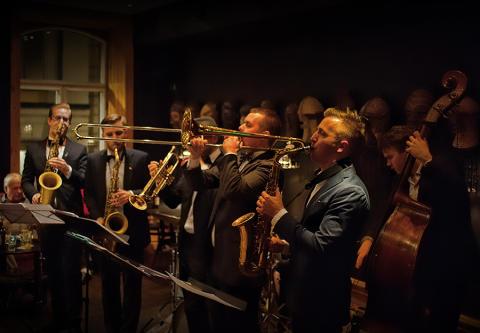 Jazz på Hellsten drar igång för hösten