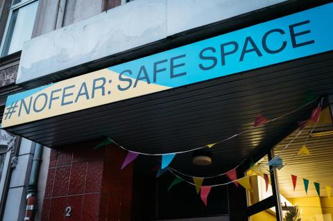 'Safe Space' der Jungen Triennale ist wieder geöffnet