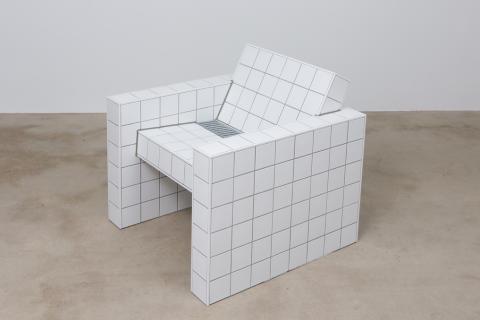 Finn Meier, Edge chair, 2019