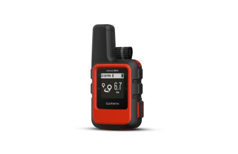 Garmin inReach Mini orange  left