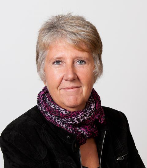 Maria Hjelm, regionchef