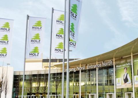 15. Branchentag Holz // 12. – 13. November 2019 // Koelnmesse – Stand A 062/Halle 8