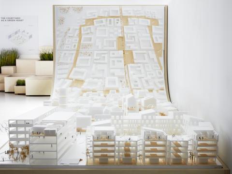 Ikano Bostad utforskar morgondagens bostäder och stadsdelar tillsammans med IKEA