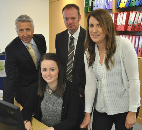 Sarah is Career Ready thanks to mentoring programme