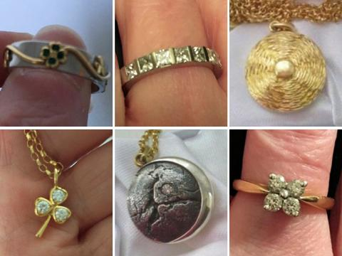 Bid to reunite stolen jewellery with terminally ill owner in Crawley Down