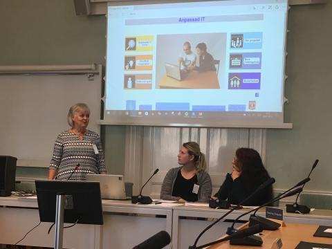 Nytt projekt för digital delaktighet – en kognitivt tillgänglig lärmiljö
