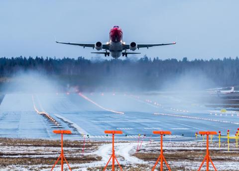 Norwegian reports 20 percent passenger growth in January