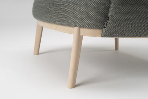 Shift Wood by Daniel Debiasi & Federico Sandri