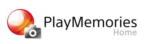PlayMemories Home von Sony