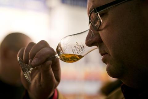 Dofter på En Öl & Whiskymässa