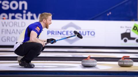 Curling: Säsongens andra Grand Slam tävling väntar för formstarka Team Hasselborg och Team Edin
