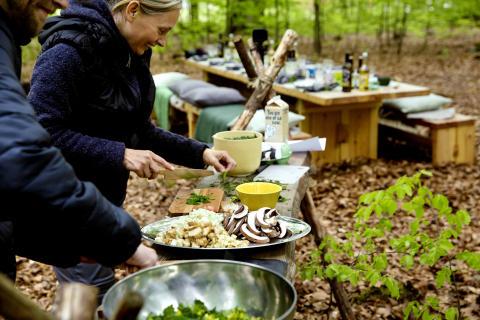 Visit Sweden ska hjälpa matföretag att profilera hållbarhet