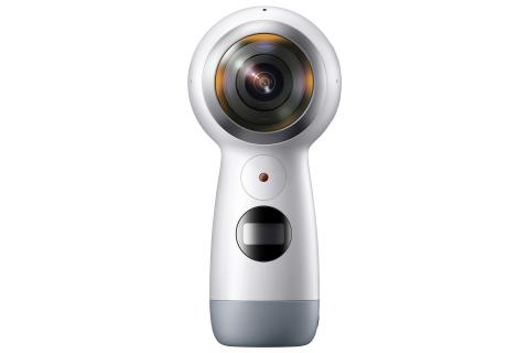Samsungs nye Gear 360 introduserer 360-graders video for livestreaming og innspilling i ekte 4K-oppløsning