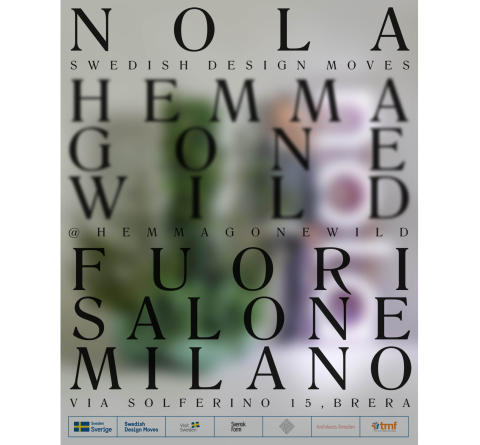 Nola i Milano - Swedish Design Moves