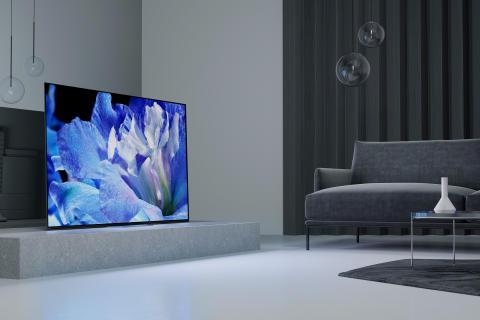 Sony annonce la disponibilité et les prix du modèle AF8, son téléviseur BRAVIA OLED 2018