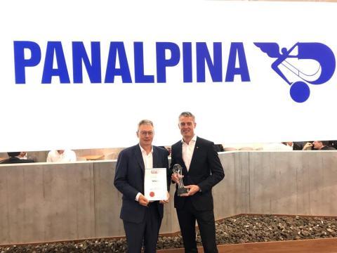 Prämiensaison für Panalpinas Luftfracht