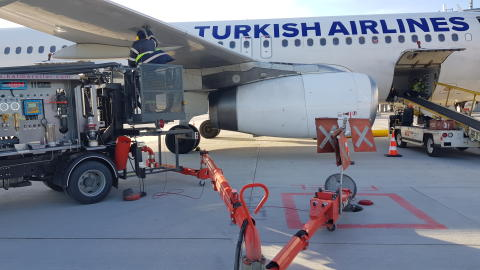 Cavotec brings fuelling of the future to second Istanbul Airport