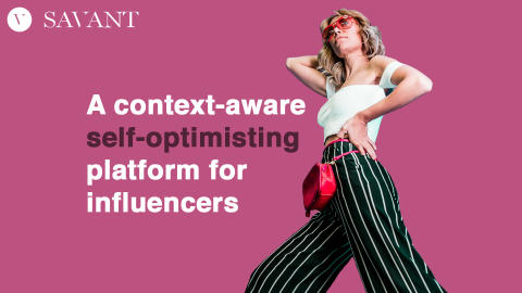 E!SAVANT - AI for Influencers