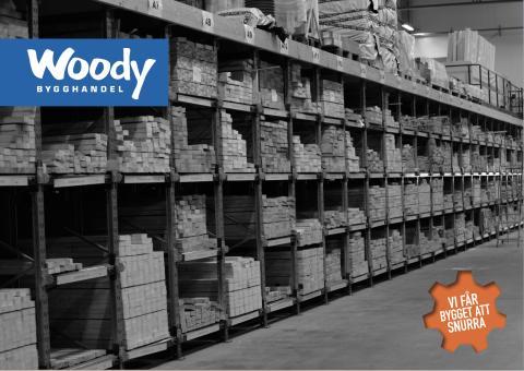 XL-Byggpartner ny delägare  i Woody-kedjan från 1:e september 2019