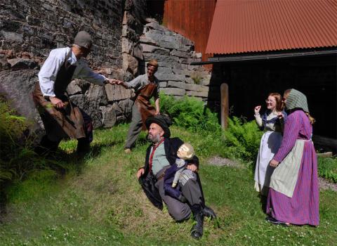 Sparbanksstiftelsen Bergslagen ger stöd till kulturen