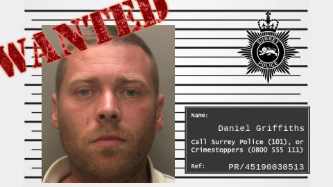 ​Reappeal to trace wanted man Daniel Griffiths