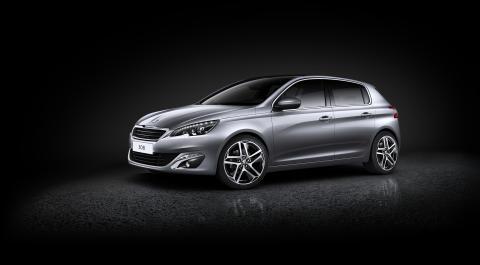 Nya Peugeot 308 - rena linjer och nyskapande cockpit för suveräna körupplevelser
