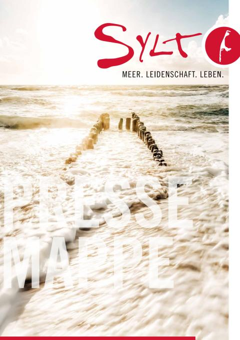 Pressemappe Sylt 2019