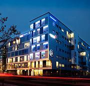 Visma i miljöhus med kontinentalt läge i Malmö