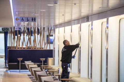 M/F Copenhagen færdiggørelse