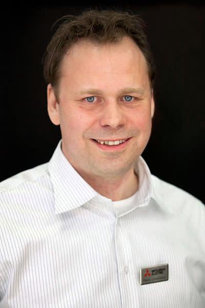 Ny försäljningschef för svenska marknaden
