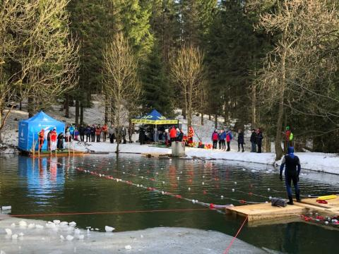 """Eisschwimmen Ice Cup - """"Zollhaus Open 2020"""""""