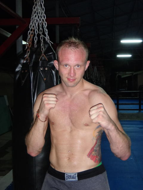 Tor Andrè Thomassen klar for European MMA 7