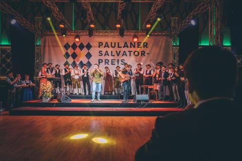 Paulaner Salvator-Preis Verleihung