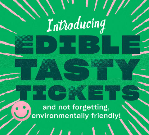 Edible tickets now available for London Northwestern Railway passengers