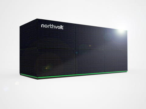 Northvolt to establish state-of-the-art production facility for battery systems