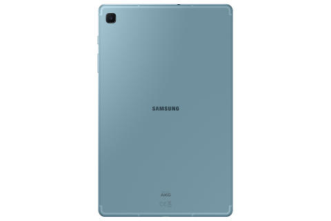 Galaxy Tab S6 Lite_Back_Blue