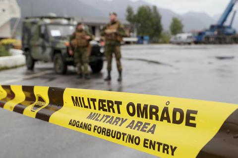 Økt kapasitet og beredskap under Nato-øvelsen