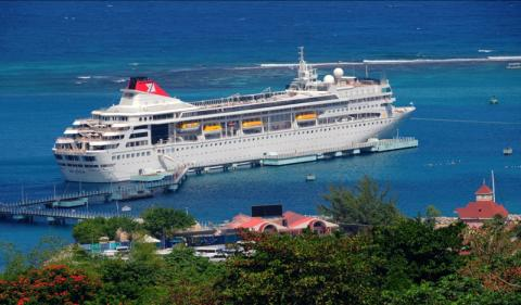 Fred. Olsen Cruise Lines introduces a fourth winter Caribbean  fly-cruise for early 2015