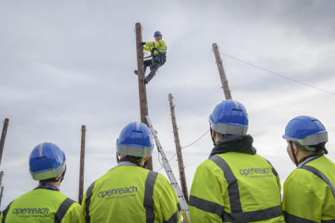 Openreach Announces 200 Engineering Jobs in Yorkshire