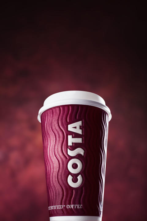 COSTA COFFEE ANNOUNCES DELIVEROO PARTNERSHIP