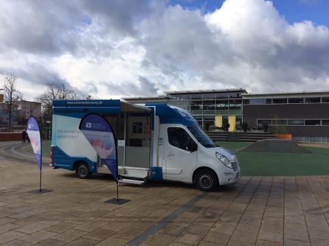 Beratungsmobil der Unabhängigen Patientenberatung kommt am 28. August nach Burghausen.